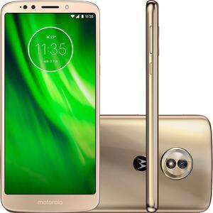 [AME 20%] Smartphone Motorola Moto G6 Play R$ 683