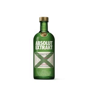 Vodka Sueca Absolut Extrakt - 750ML