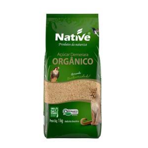 [Loja Física] Açúcar Demerara Native - 1Kg