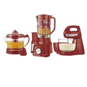 Conjunto Especial Mondial KT-96 Red Premium - R$161