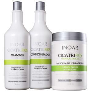 (40% AME 32,28 ) Kit Inoar Cicatrifios Salon Trio (3 Produtos)