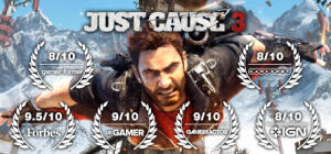 Just Cause 3 (PC - Steam)   R$6