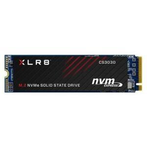 SSD PNY CS3030 500GB M.2, Leitura 3.500MB/s, Gravação 2.000MB/s