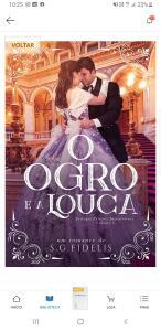 [EBOOK GRATIS] O Ogro e a Louca (Trilogia Paixões Improváveis Livro 1)