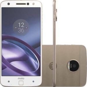 Smartphone / Motorola / Moto Z XT-1650 / Tela de 5.5 / Dual Sim / 32GB - R$599