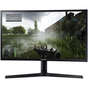 Monitor Gamer Samsung 23.5 Pol, Full HD, 144HZ, 1ms, LC24FG73FQLXZD