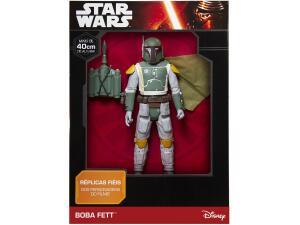 Boneco Star Wars Boba Fett - R$30