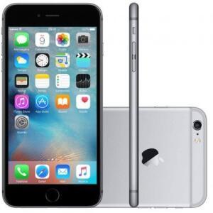 Smartphone Apple iPhone 6S Plus 32GB Desbloqueado Cinza Espacial