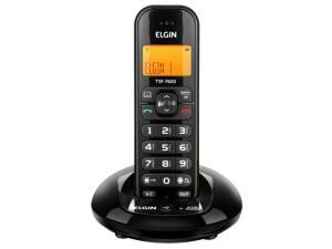 Telefone Sem Fio Elgin TSF 7600 - R$ 60