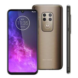 Smartphone Motorola One Zoom Bronze 128GB R$ 1784