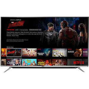 "[R$3.039 AME] Smart TV LED Android TV 65"" Philco PH65G60DSGWAG 4K - R$3.798"