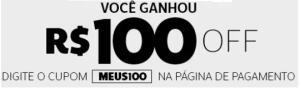 NETSHOES R$100 off pra você e com FRETE GRÁTIS!!!