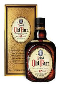 [FRETE GRÁTIS PRIME] Whisky Old Parr, 12 anos, 1L