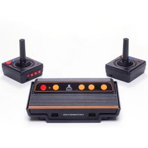 Console Atari Flashback 9 Gold Tec Toy com 120 Jogos - R$369
