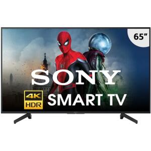 "[R$3.320 AME] Smart TV LED 65"" Sony KD-65X705G Ultra HD 4K | R$4.150"