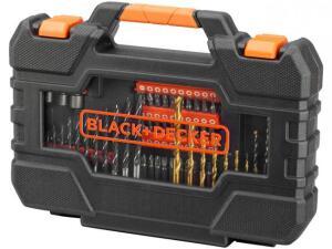 Kit Ferramentas BlackDecker 104 Peças R$ 82