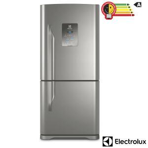 Refrigerador Bottom Freezer Electrolux Frost Free 598L - DB84X - R$3399