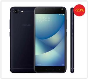 Smartphone Asus Zenfone 4 Max ZC554KL Preto com 32GB R$ 899