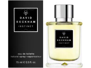Perfume Instinct David Beckham