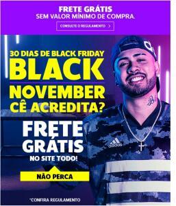 BLACK NOVEMBER ATÉ 80% OFF + FRETE GRÁTIS!!!
