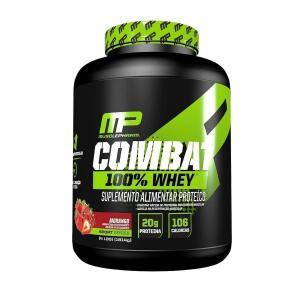 Combat 100% Whey 1814G Musclepharm R$ 130
