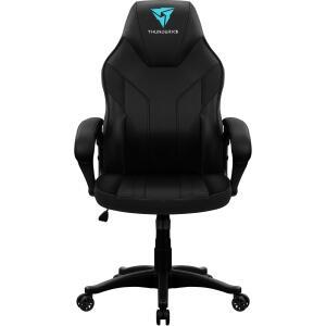 Cadeira Gamer EC1 Preta THUNDERX3 | R$570