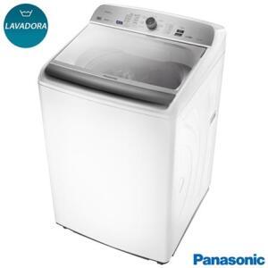 Lavadora de Roupas Panasonic 14KG Branco - NA-F140B5W por R$ 1289
