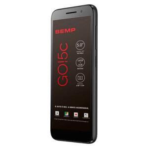 Smartphone SEMP GO 5c 16GB Android 8.1 Oreo | R$332