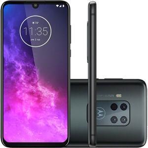 [Clube Da Lu] Smartphone Motorola One Zoom 128GB   R$1.619