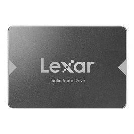 "SSD LEXAR NS100 512GB 2.5"" SATA III 6GB/S, LNS100-512RB - A VISTA NO BOLETO"