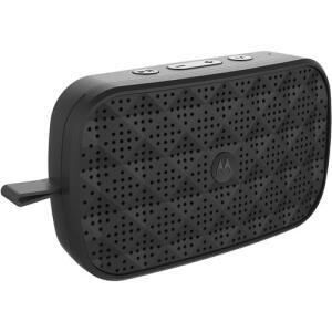 Caixa de Som Bluetooth Motorola Sonic Play 100 - Preto | R$85