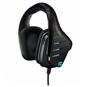 Headset Logitech G633 Artemis Spectrum RGB Lightsync 7.1 Dolby Surround/DTS Headphone X Drivers Pro-G | R$399