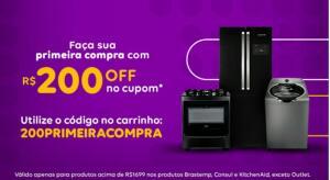 Cupom R$200,00 Compra Certa