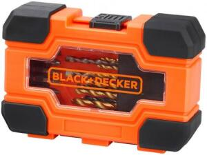 Kit Ferramentas BlackDecker 27 Peças - Flip Bit A7235-XJ com Maleta