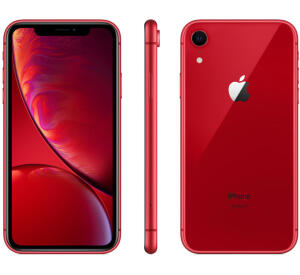 "[APP] iPhone XR 64GB Vermelho Tela 6.1"" iOS 12 4G 12MP - Apple"