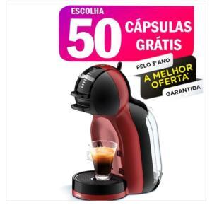 Cafeteira Douce Gusto + 50 capsulas