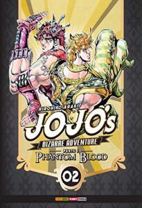 Jojo's Bizarre aventure Phantom blood vol 2 R$ 10