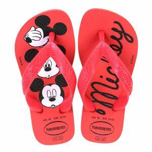 [APP] Sandália Infantil Havaianas Top Disney Cf - Vermelho