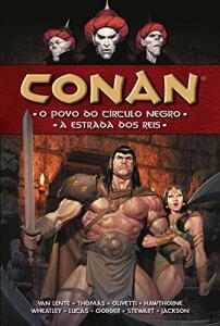 Conan. O Povo do Círculo Negro. A Estrada dos Reis | R$40