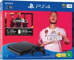 Console Playstation 4 Bundle FIFA 20 | R$ 1599