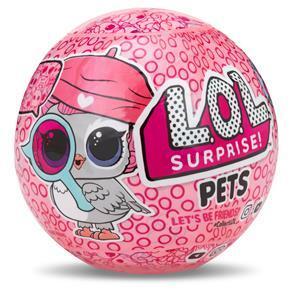 Mini Boneca LOL Surprise Pets Candide