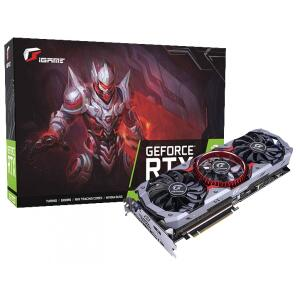 Placa de Vídeo Colorful iGame GeForce RTX 2070 Super Advanced OC-V, 8GB | R$2.779