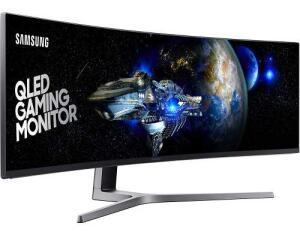 Monitor Gamer Samsung 49 Qled 144hz 1ms Lc49hg90dmlxzd   R$7.899