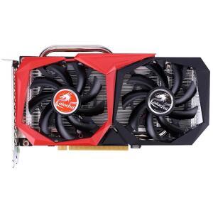 Placa de Vídeo Colorful GeForce GTX 1660 Ti NB 6G-V, 6GB GDDR6, 192Bit