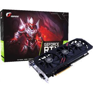 Placa de Vídeo Colorful iGame Geforce RTX 2060 Ultra, 6GB GDDR6, 192Bit