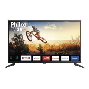 Smart TV LED 39 Philco PTV39E60SN Full HD R4 919