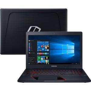 [CC Sub] Notebook Gamer Odyssey Core I5 8GB (GTX 1050 4GB) 1TB 15.6'' Samsung | R$2.757