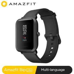 SmartWatch Amazfit Bip Lite - R$222