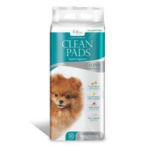 Tapete Higiênico Clean Pads   R$46