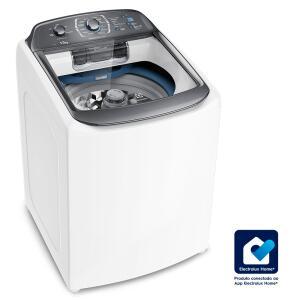 Máquina de Lavar Premium Care 13kg Branca Conectada App Electrolux Home+ (LWI13) | R$1.984